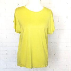 Ted Baker London Lime Classic Tee Shirt SZ L NWOT